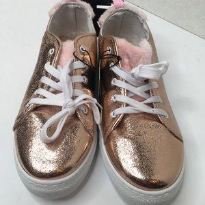 Revo Rose Gold Sneakers